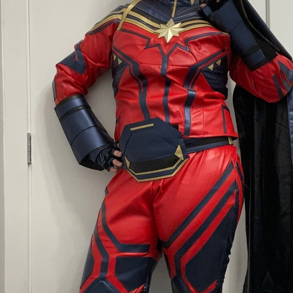 Nmoviescostume Com Other Captain Marvel Avengers Endgame Screen Accurate Poshmark Buy captain marvel carol danvers cosplay costumes, we sell captain marvel cosplay costumes all over the world, fastest delivery, 24/7 online service! poshmark